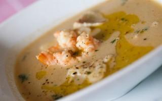 Ricetta zuppa di pesce allo zafferano