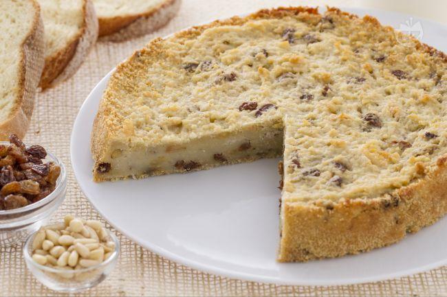 Ricetta torta di pane