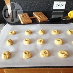 Ancinetti  biscotti al limone glassati