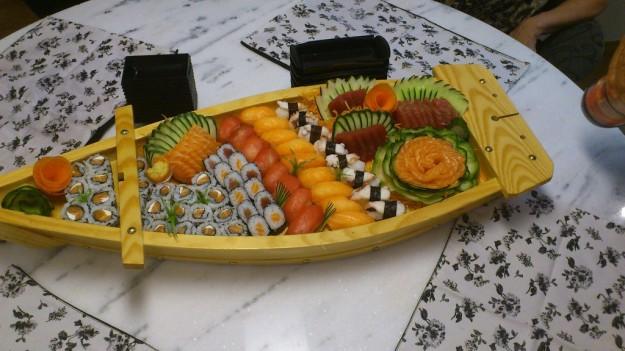 Ricetta sushi: make sushi e nigiri sushi