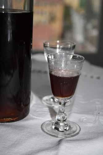 Ricetta liquore al mirto