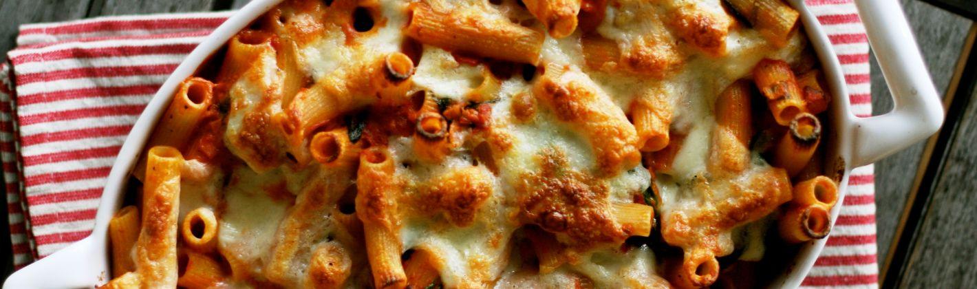 Ricetta pasta al forno
