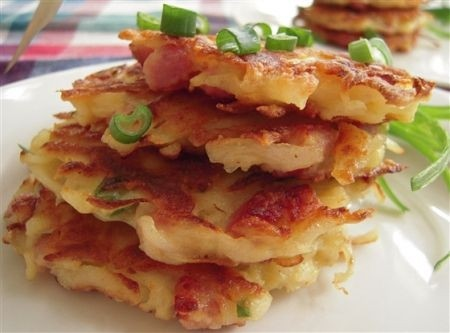 Ricetta pancake di patate (latkas o livivot)