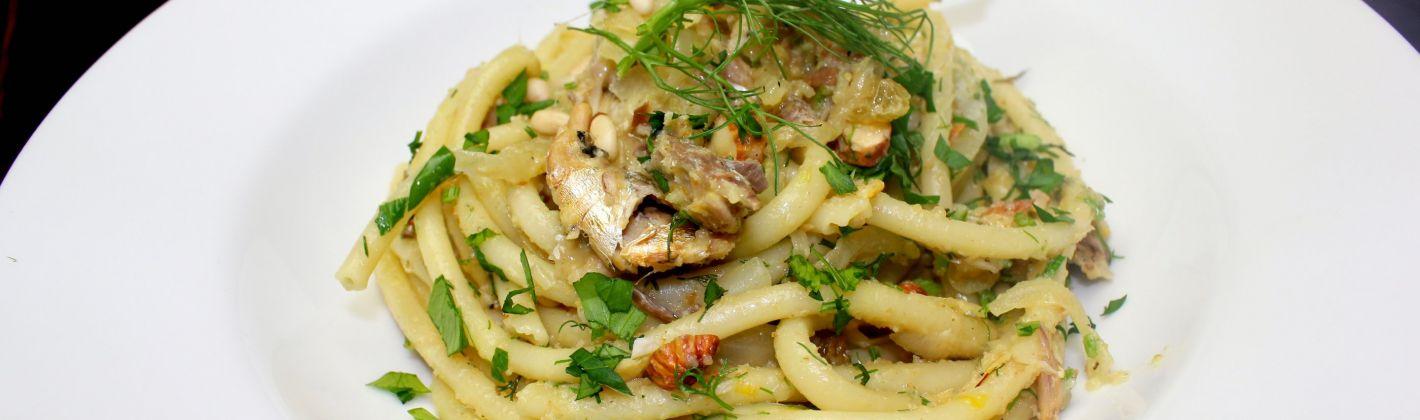 Ricetta pasta con le sarde facile