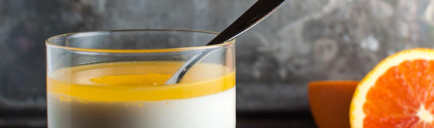 Ricetta mousse di mascarpone all'arancia