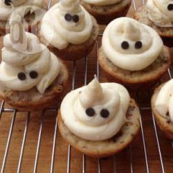 Cupcake a fantasmino facilissime