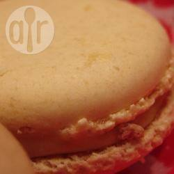 Macarons all'amaretto