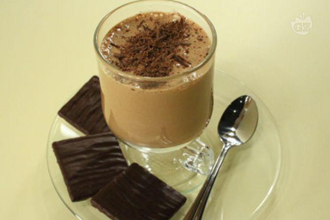 Ricetta zabaione al cioccolato