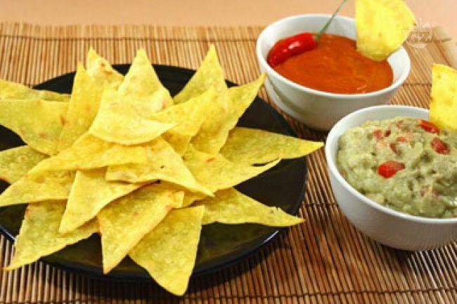 Ricetta tortilla chips