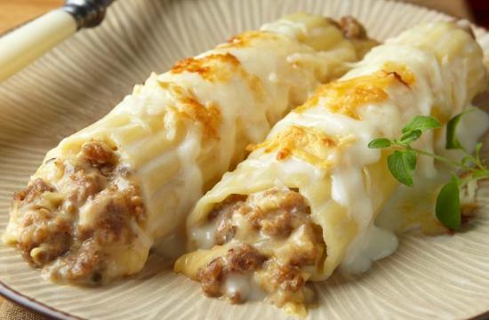 Cannelloni alla pesarese
