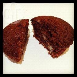 Cupcake al cioccolato senza glutine e senza lattosio
