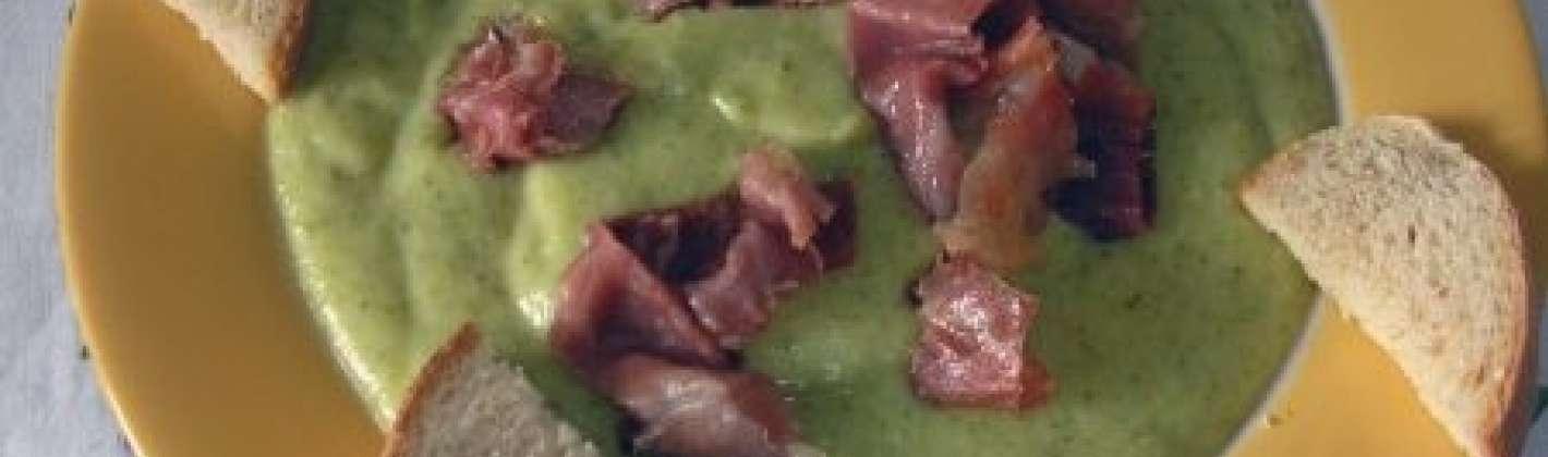 Ricetta vellutata di zucchine