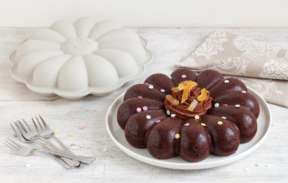 Ricetta torta al cioccolato e arancia