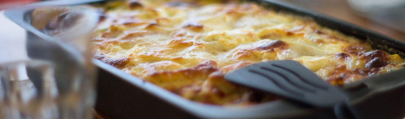 Ricetta lasagne ai 5 formaggi
