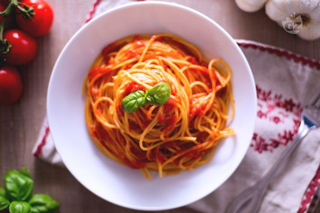 Ricetta spaghetti al pomodoro