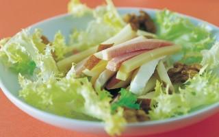 Ricetta insalata di formaggi e pere