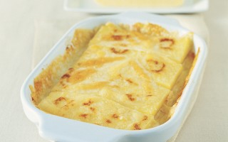 Ricetta polenta pasticciata alla valdostana
