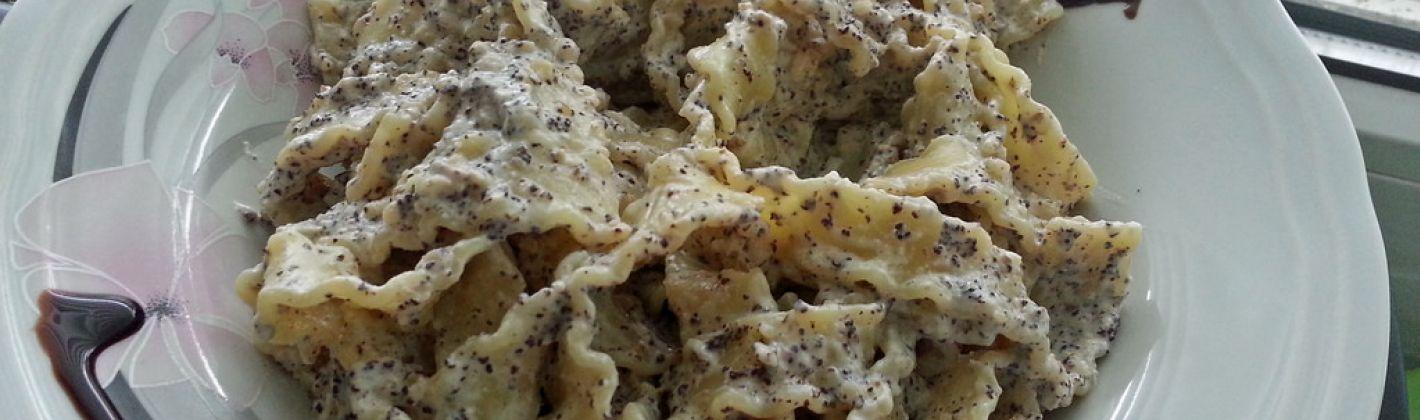 Ricetta pasta con ricotta e noci
