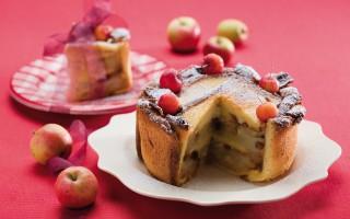 Ricetta charlotte di mele e pere
