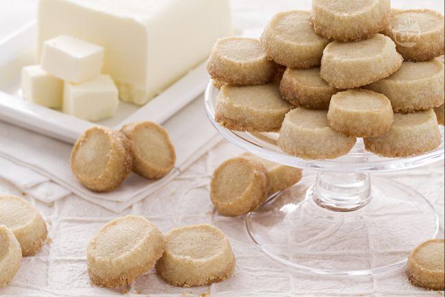 Ricetta biscotti sablés
