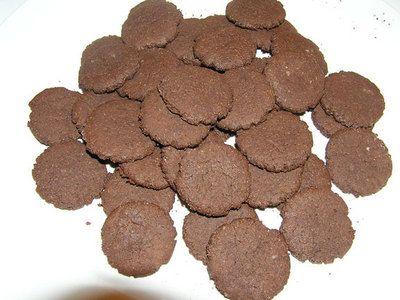 Ricetta cialde di cioccolato alle nocciole
