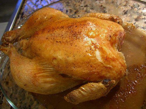 Ricetta pollo alla nizzarda