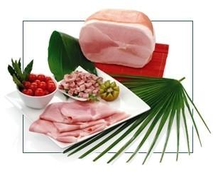 Ricetta spuma di pollo e prosciutto