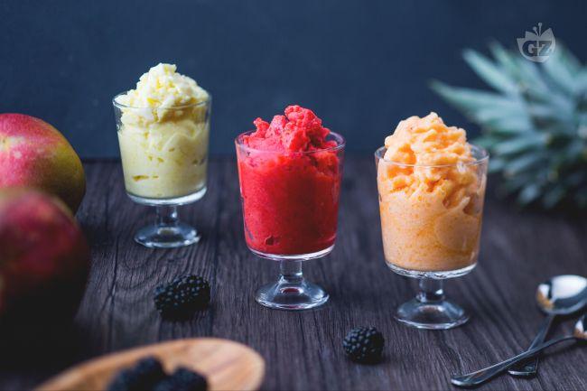 Ricetta frutta gelata