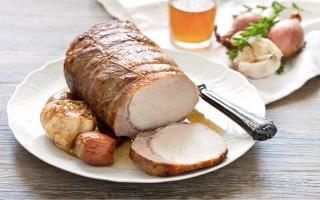 Ricetta arrosto di maiale al forno
