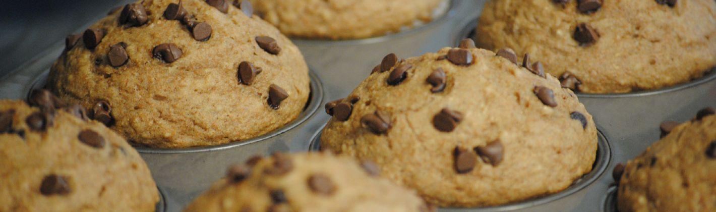 Ricetta muffin integrali senza zucchero