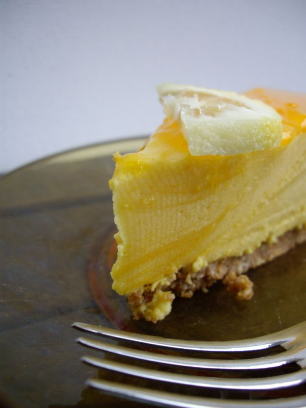 Ricetta torta mousse al limone