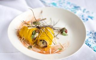 Ricetta involtini di pasta e melanzane