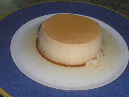 Ricetta crema rovesciata al miele