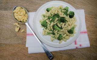 Ricetta cavatelli e broccoletti