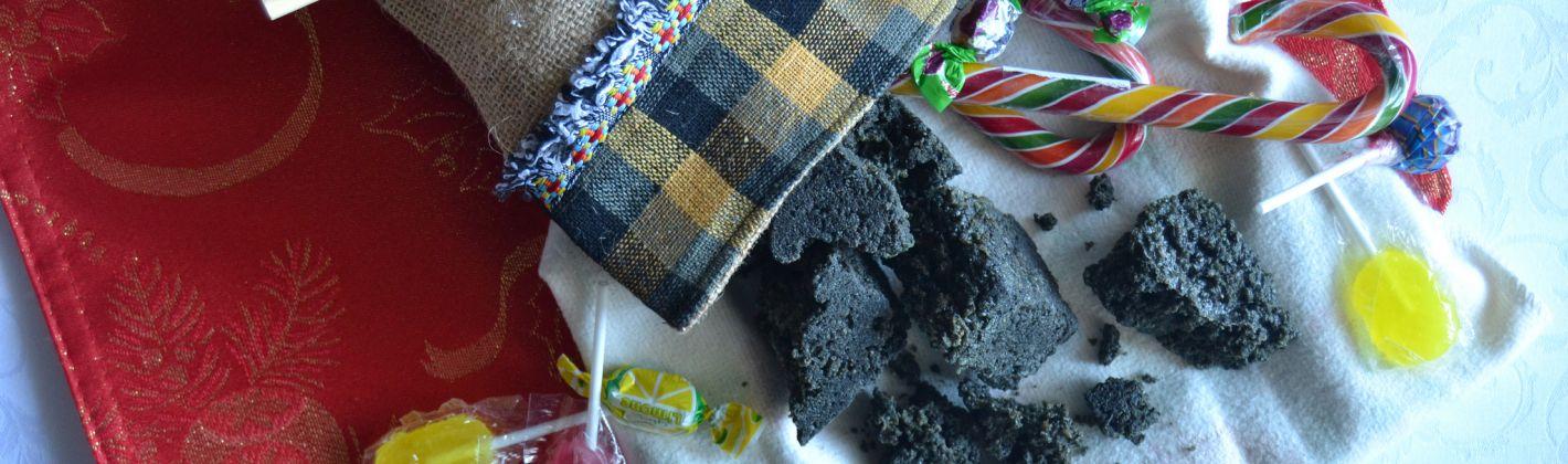 Ricetta carbone dolce della befana