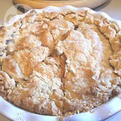 Apple pie saporita (torta di mele americana)