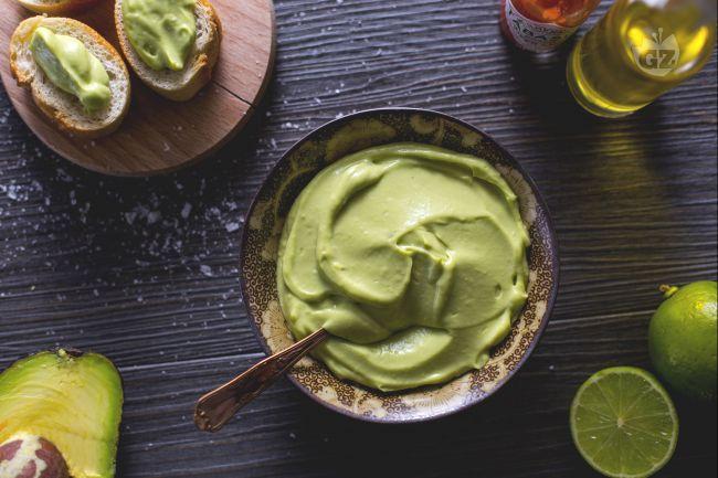 Ricetta finta maionese di avocado
