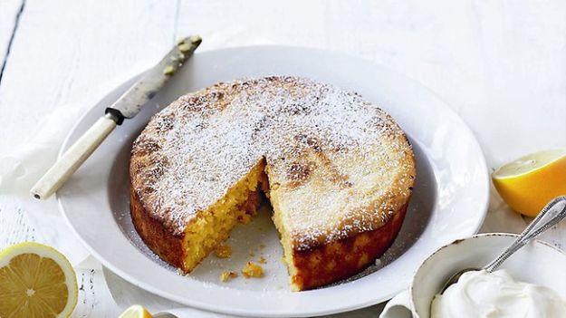 Ricetta torta caprese al limoncello