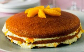 Ricetta torta al cioccolato alla crema d'arancia