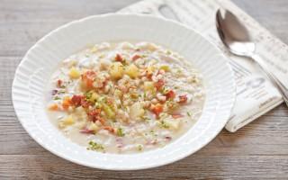 Ricetta zuppa d'orzo