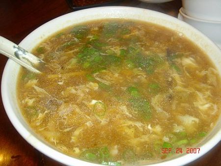 Ricetta zuppa agropiccante