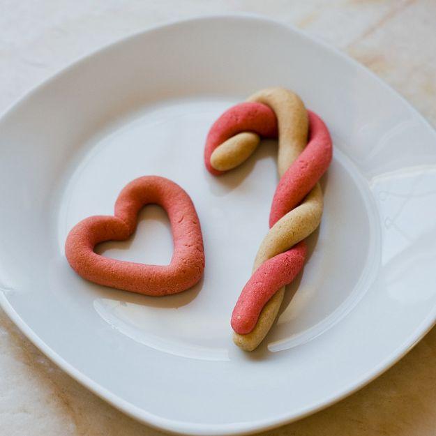 Ricetta biscotti bastoncini di zucchero