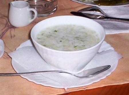 Ricetta zuppa di fagiolini (polievka zo zelenej fazule)