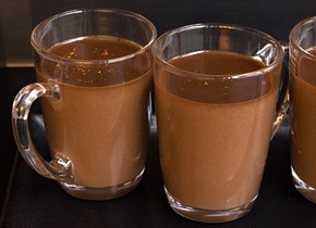 Ricetta cioccolata al peperoncino