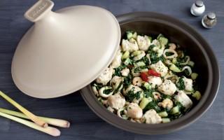 Ricetta tajine di mare con verdure