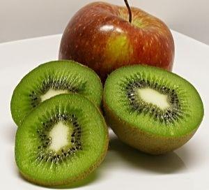 Ricetta torta mele e kiwi