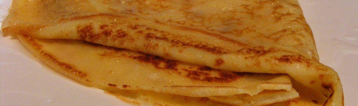 Ricetta crêpes senza burro