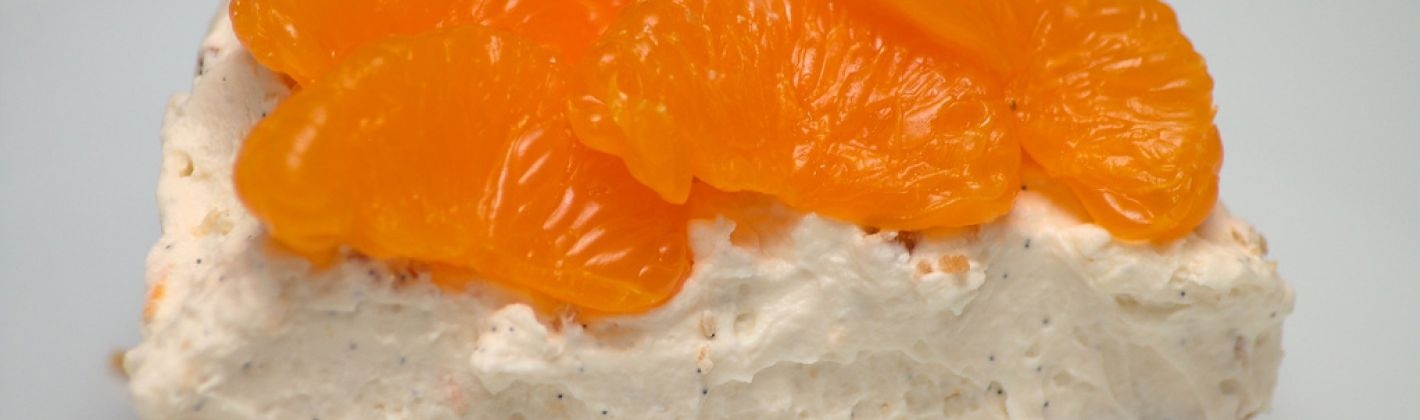 Ricetta torta di ricotta e mandarini