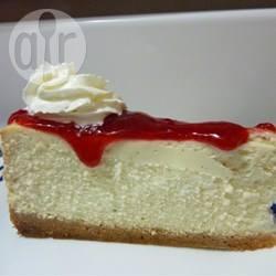 Cheesecake senza glutine con caprino