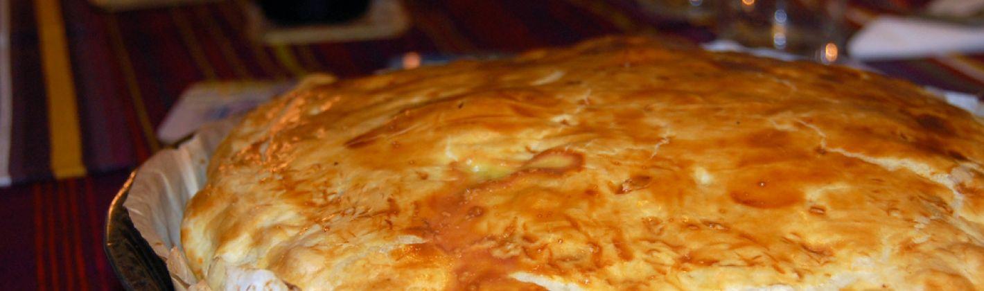 Ricetta pasticcio di tortellini